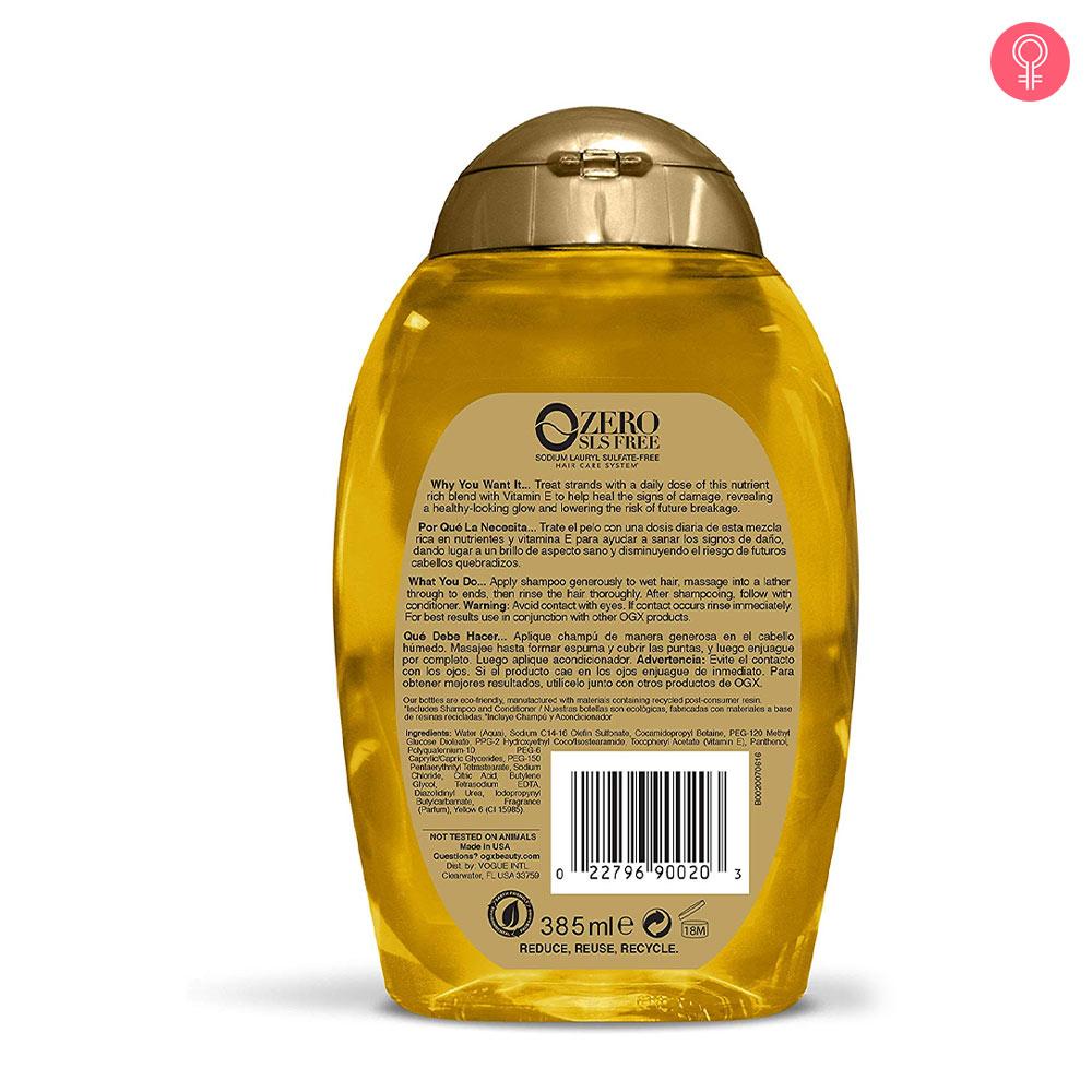 OGX Healing Plus Vitamin E Shampoo