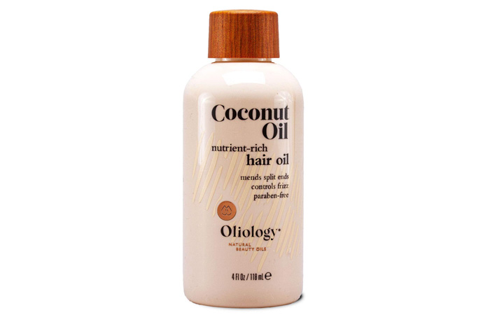Oliology Coconut Hair Oil