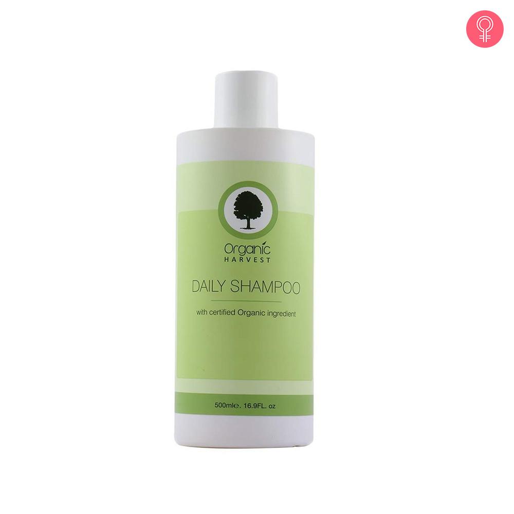 Organic Harvest Daily Shampoo