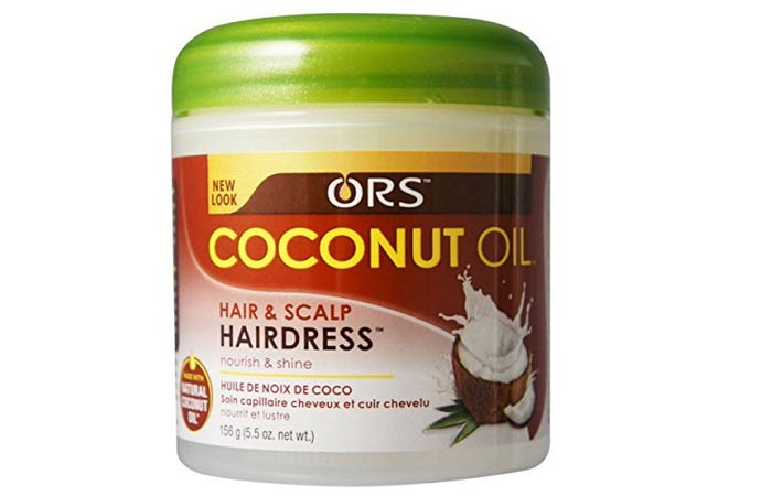Organic Root Stimulator Coconut Oil Hair & Scalp Hairdress