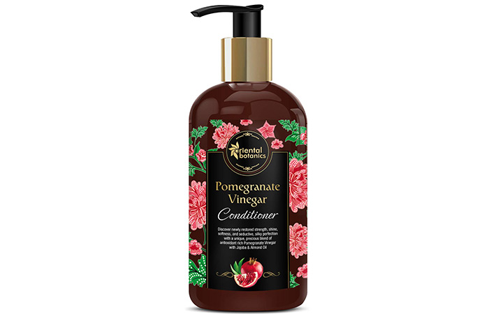 Oriental Botanics Pomegranate Vinegar Conditioner