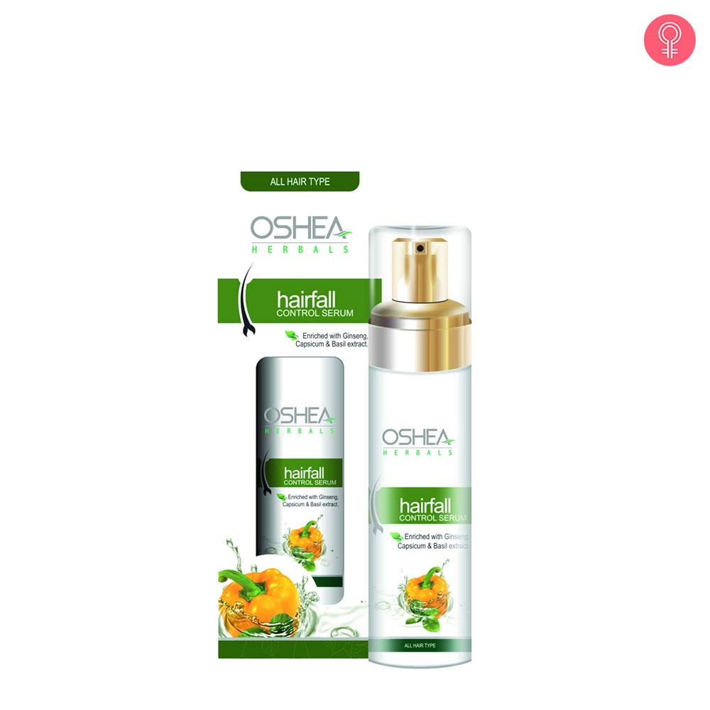 Oshea Herbals Hair Fall Control Serum