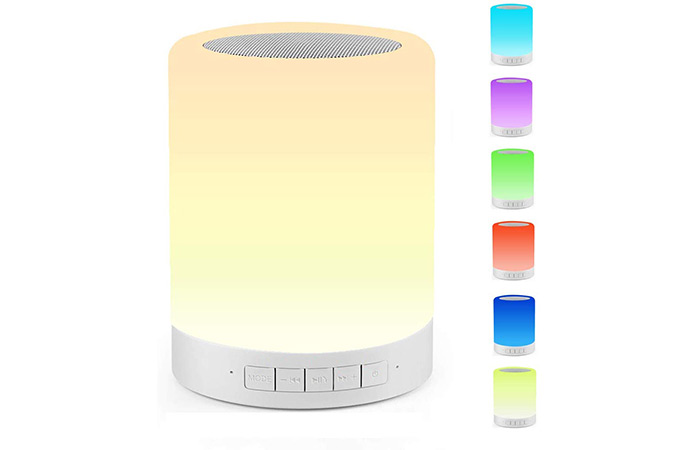 Ourikamo Touch Bedside Lamp