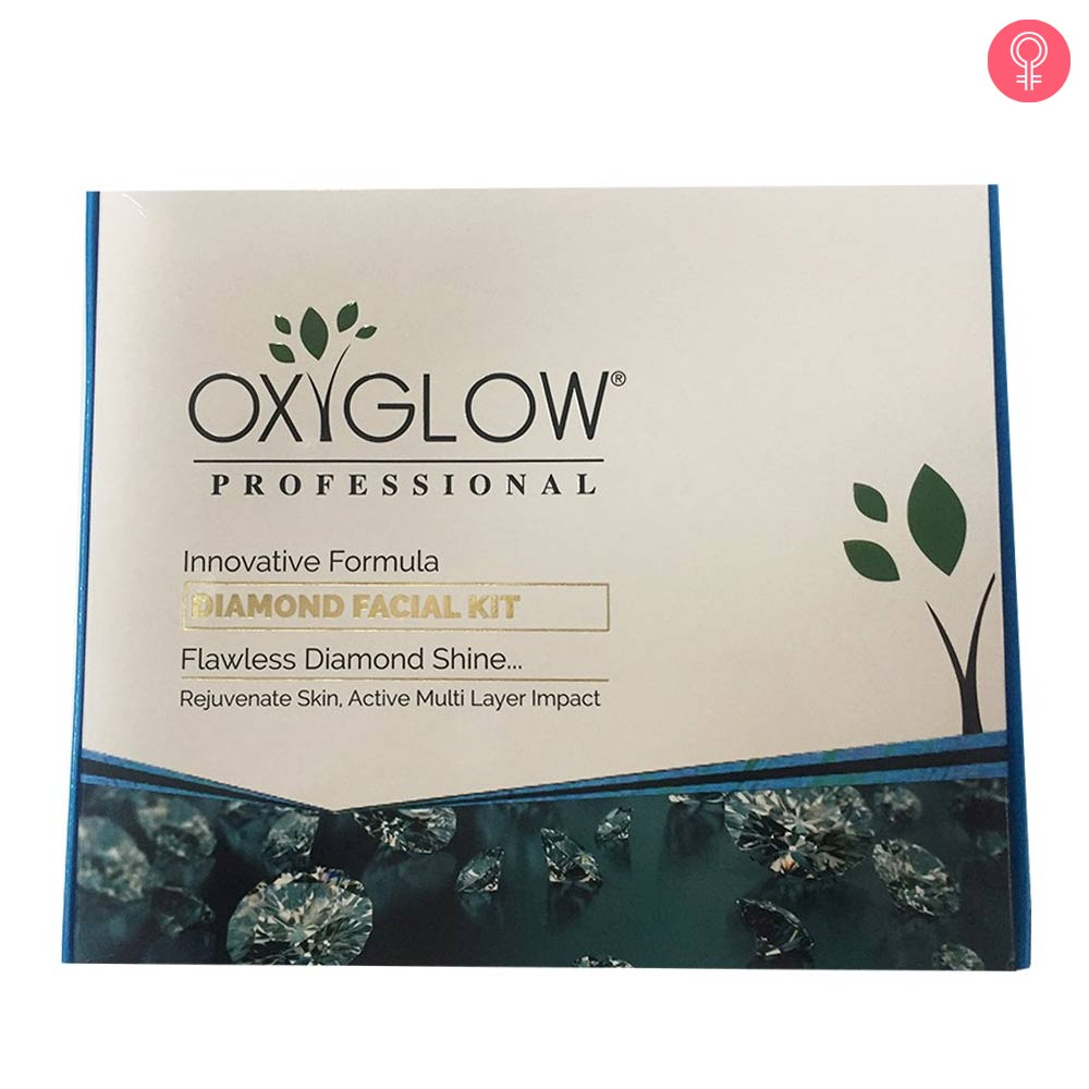Oxyglow Diamond Facial Kit