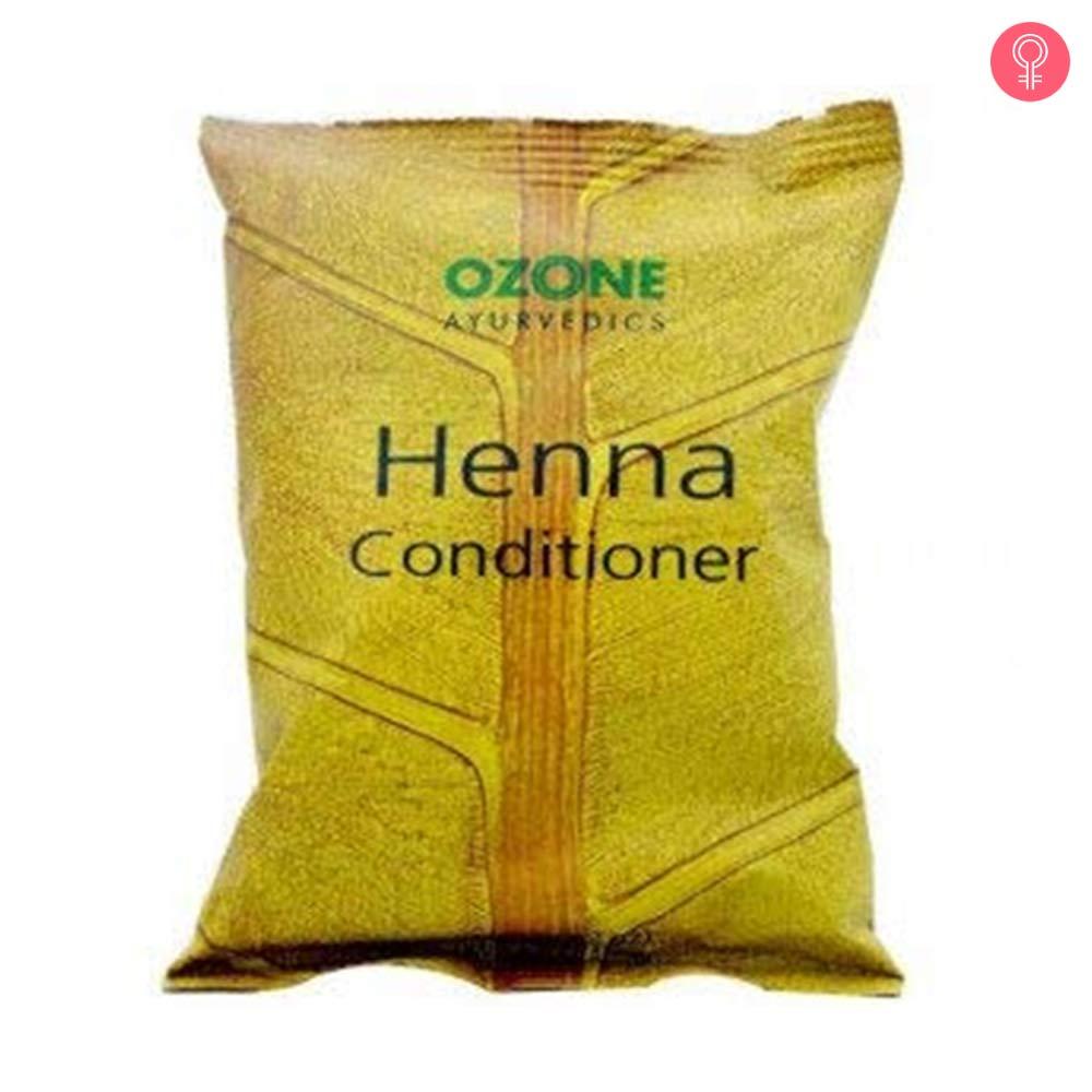 Ozone Henna Conditioner
