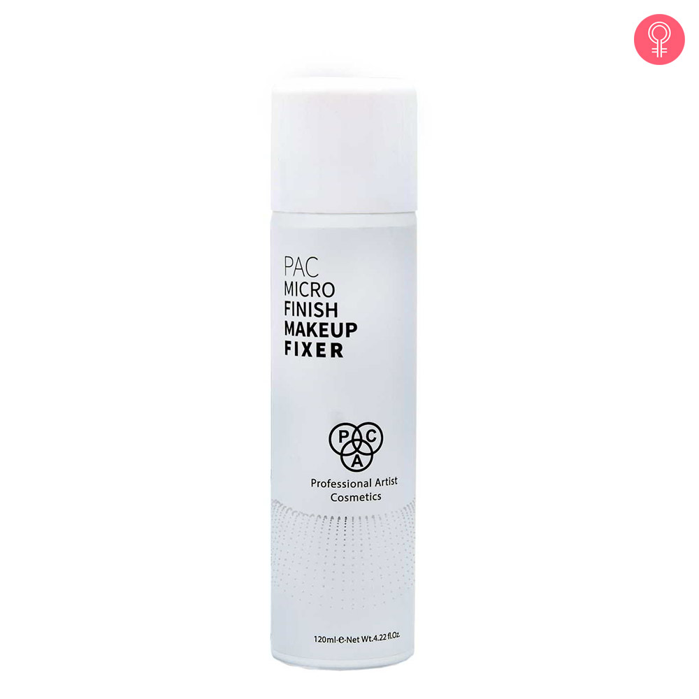 PAC Micro Finish Makeup Fixer