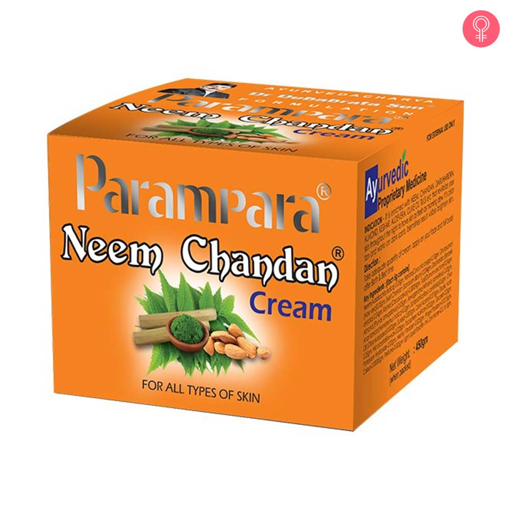 Parampara Ayurved Neem Chandan Cream