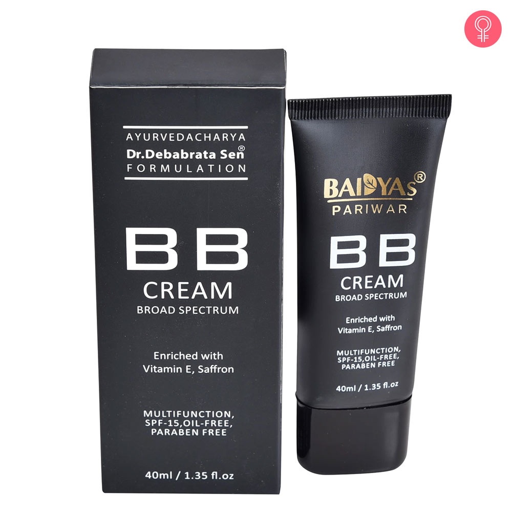 Parampara Baidyas Pariwar BB Cream