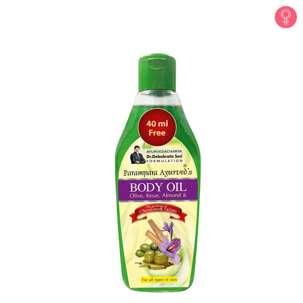 Parampara Body Oil