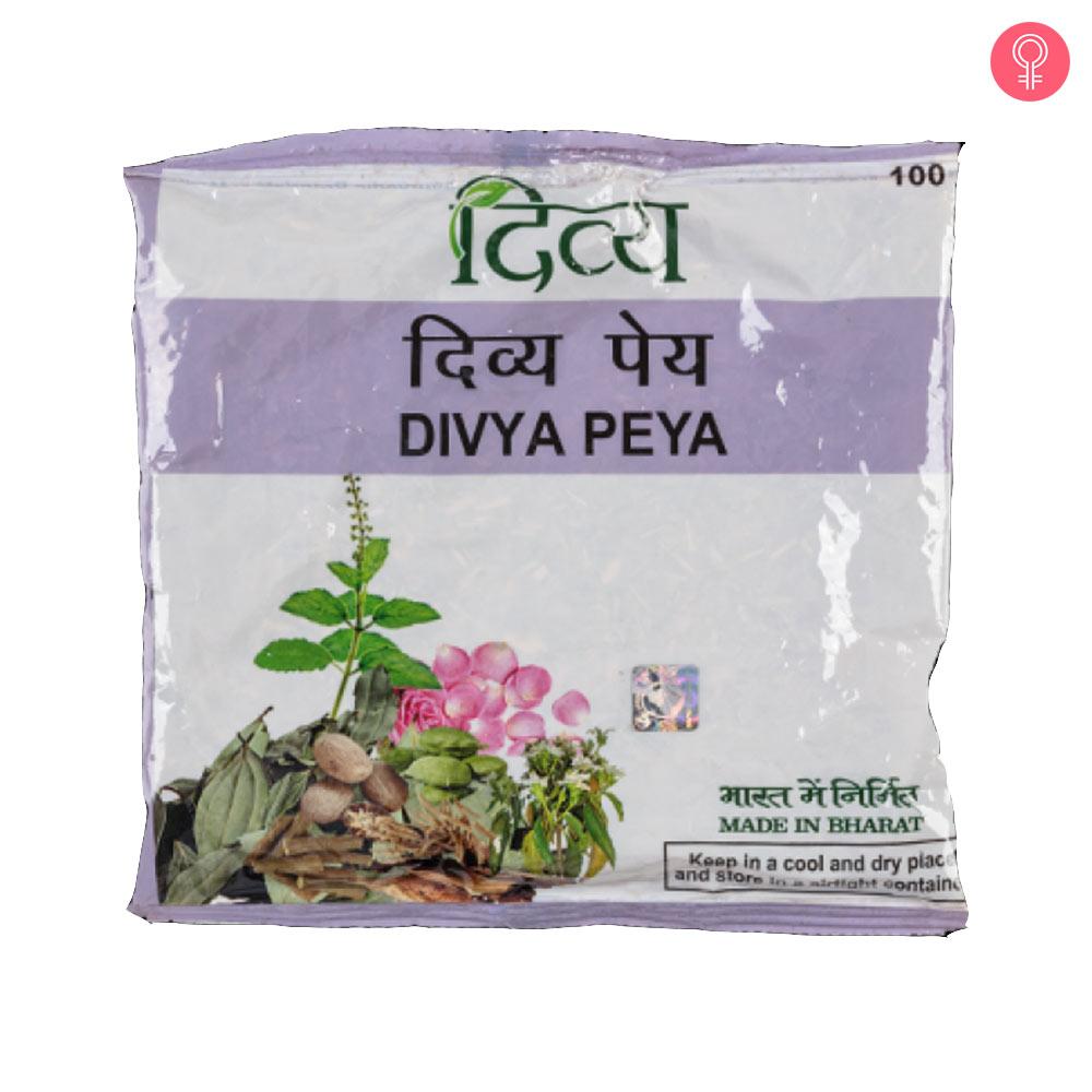 Patanjali Divya Peya (Green Tea)
