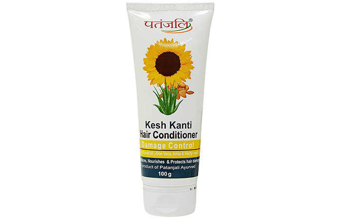 Patanjali Kesh Kanti Damage Control Hair Conditioner
