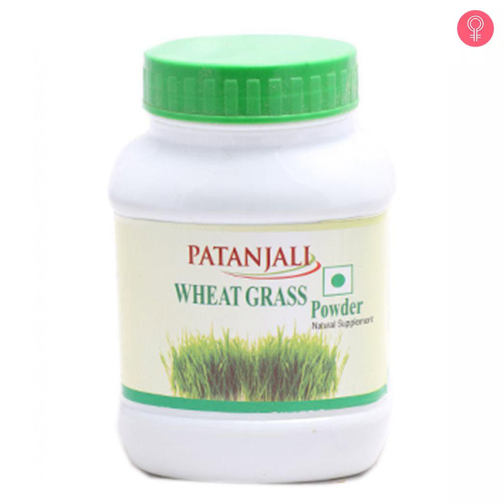 Patanjali Wheatgrass Powder