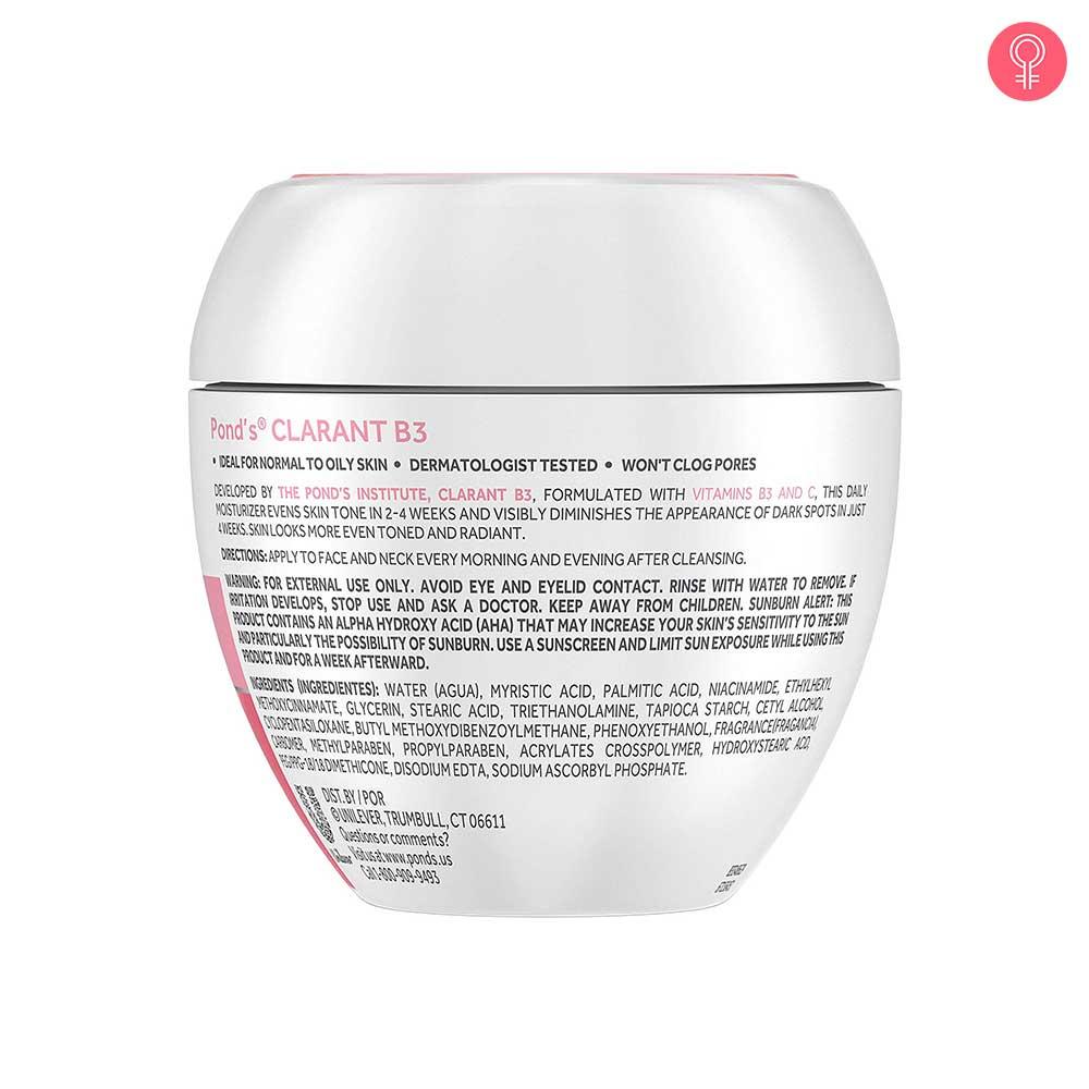 Ponds Clarant B3 Normal to Oily Skin Dark Spot Corrector