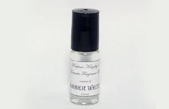 Professor Kingsley's Fantastic Fragrance Oils Amber White