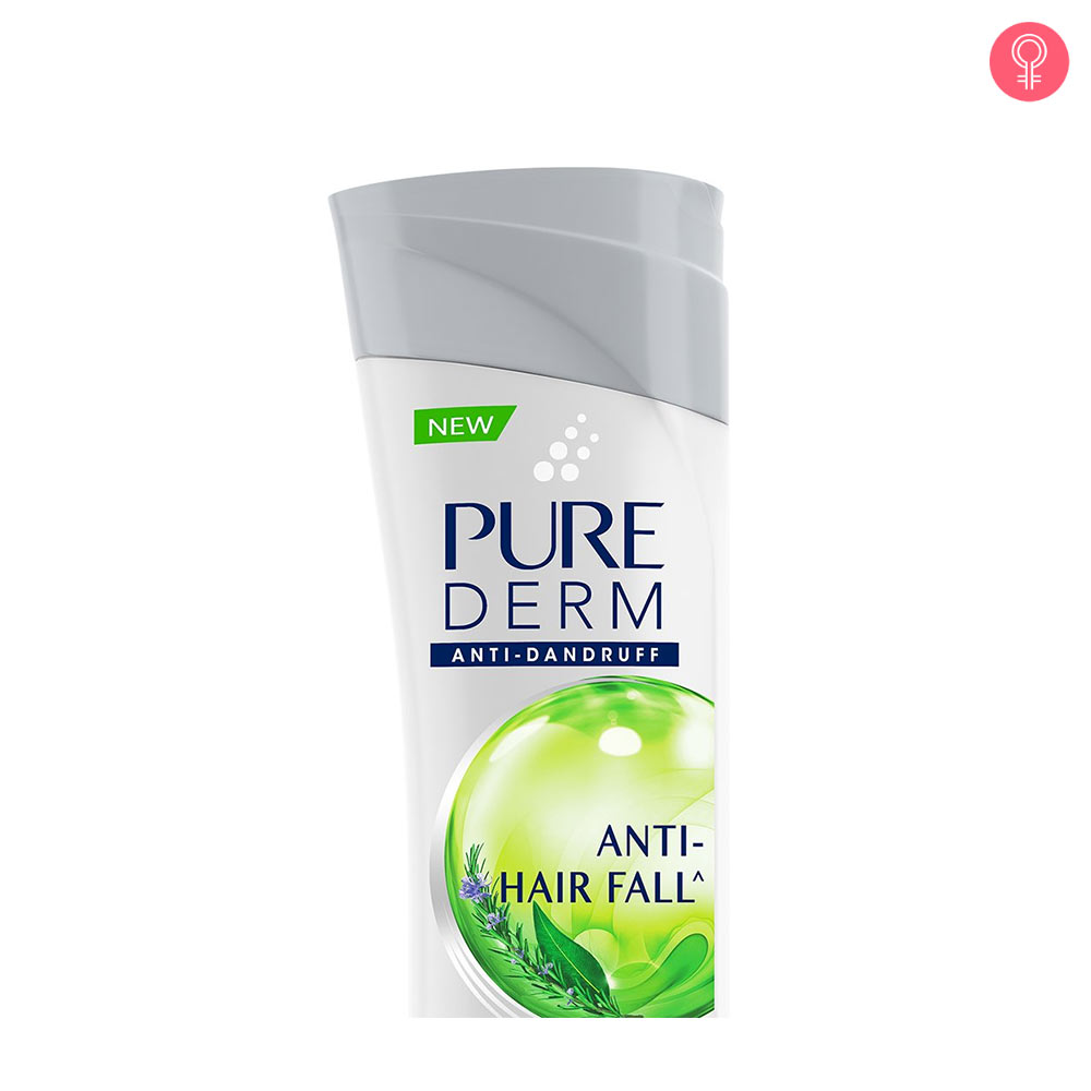 Pure Derm Anti Hairfall Shampoo