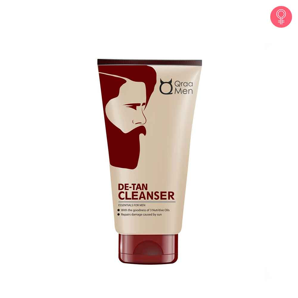 Qraa De Tan Cleanser