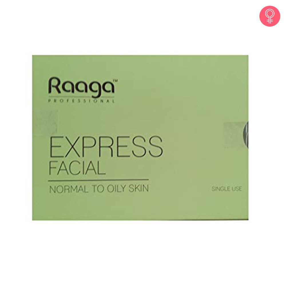 Raaga Professional Express Facial Kit Normal to Oily Skin