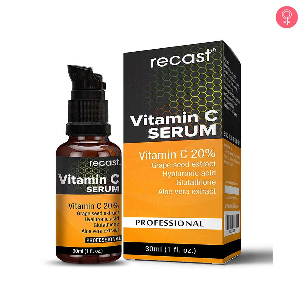 Recast Vitamin C Facial Serum