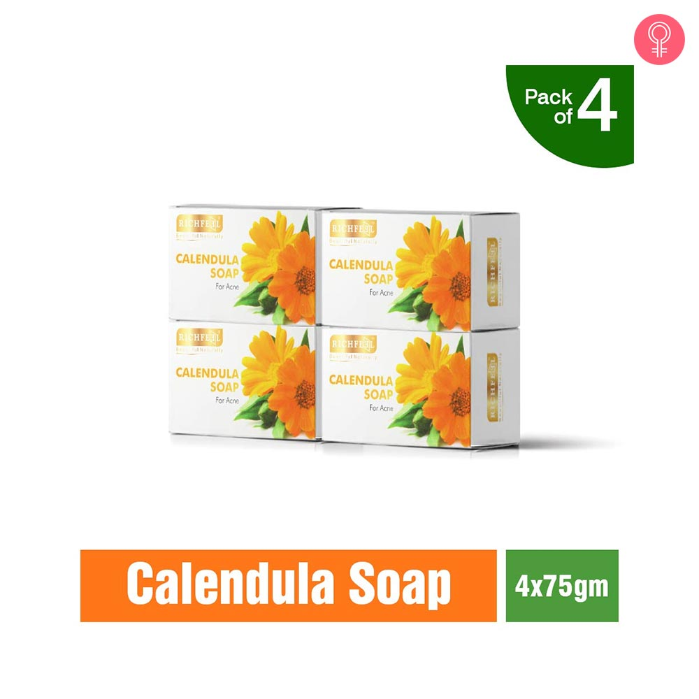 Richfeel Calendula Soap