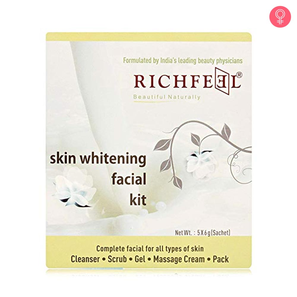 Richfeel Skin Whitening Facial Kit