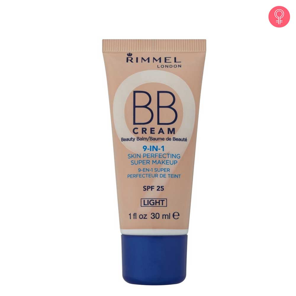 Rimmel London BB Cream 9 in 1 Skin Perfecting Super Makeup