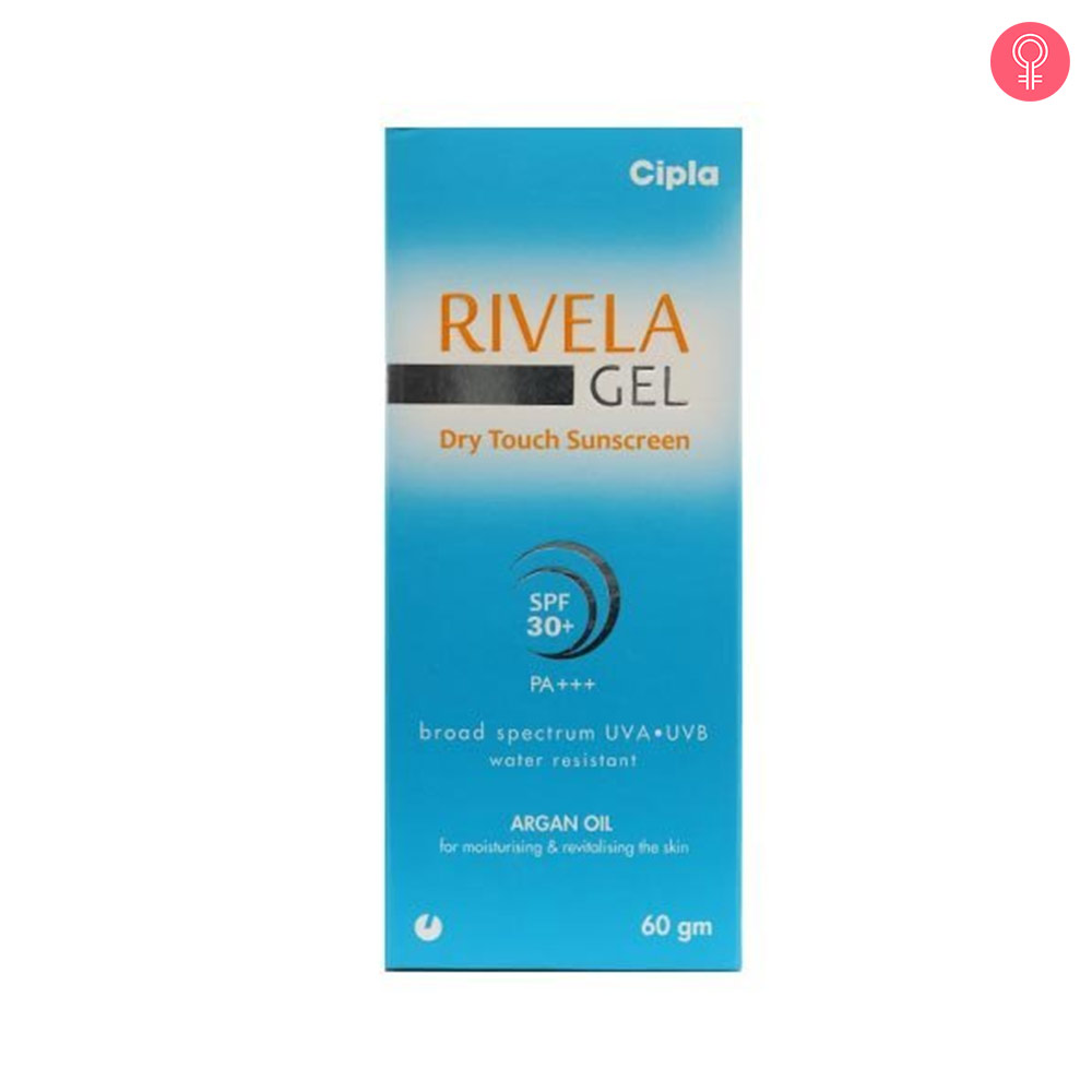 Rivela Gel Dry Touch Sunscreen SPF 30+