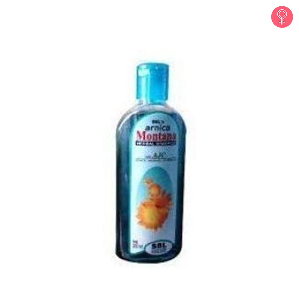 SBL Arnica Montana Herbal Shampoo
