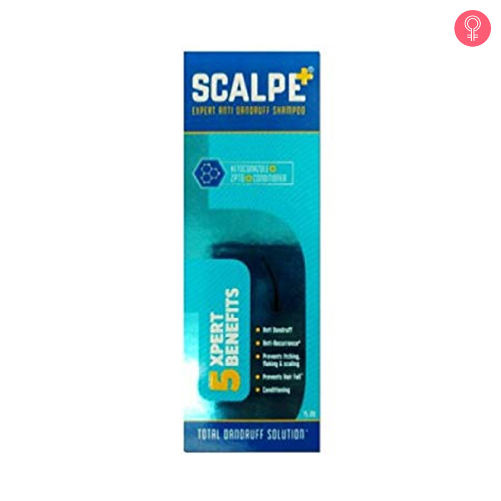 Scalpe Plus Anti-Dandruff Shampoo