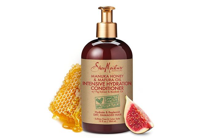 SheaMoisture Manuka Honey & Mafura Oil Intensive Hydration Hair Conditioner