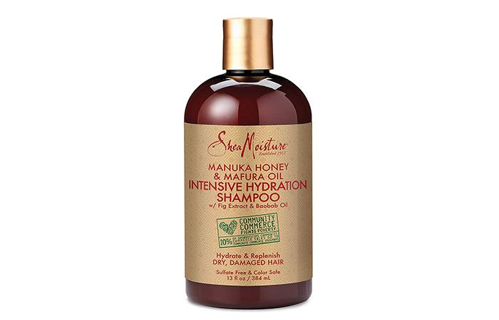 SheaMoisture Manuka Honey & Mafura Oil Intensive Hydration Shampoo