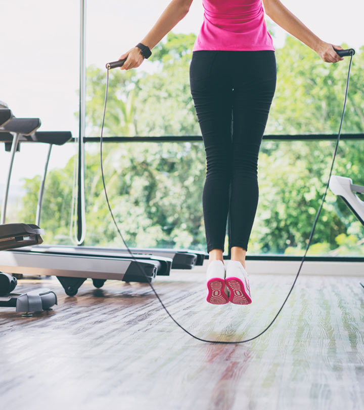 रस्सी कूदने के फायदे और नुकसान - Skipping Rope Benefits and Side Effects in Hindi