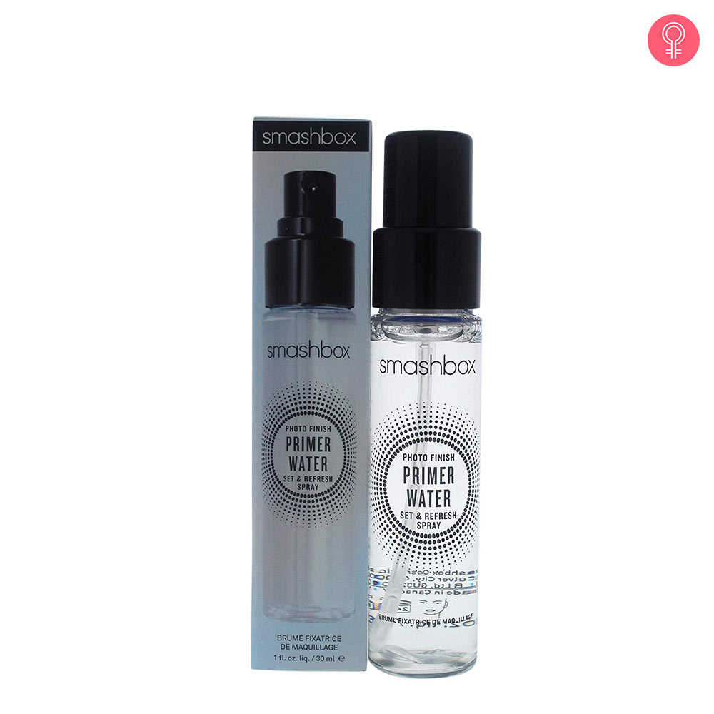 Smashbox Photo Finish Primer Water