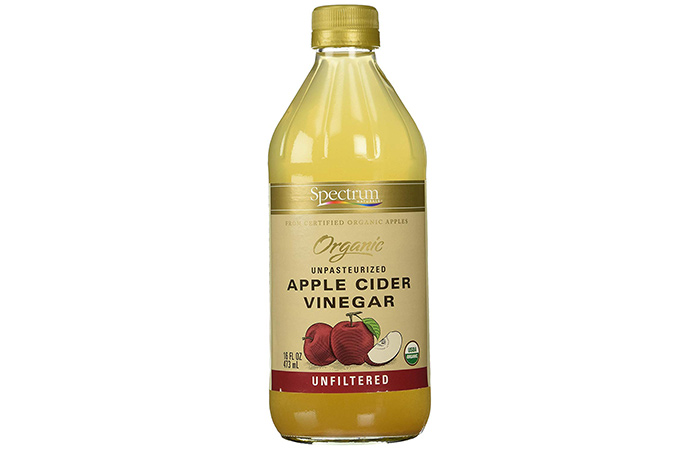 Spectrum Organic Unpasteurized Apple Cider Vinegar