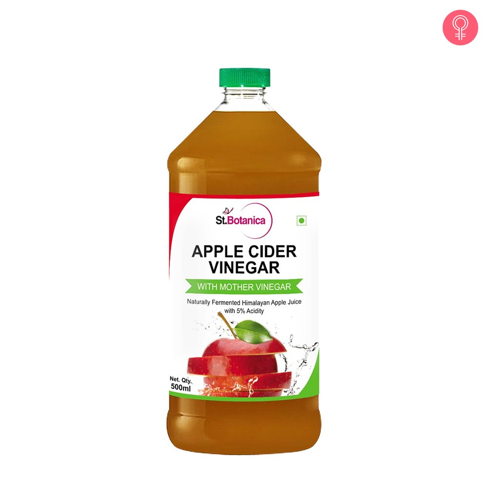 St Botanica Apple Cider Vinegar