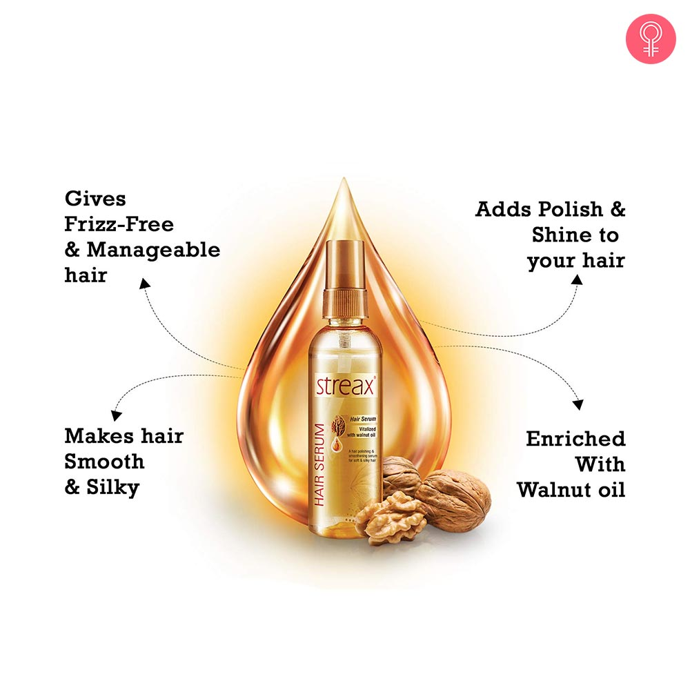 Streax Perfect Shine Hair Serum