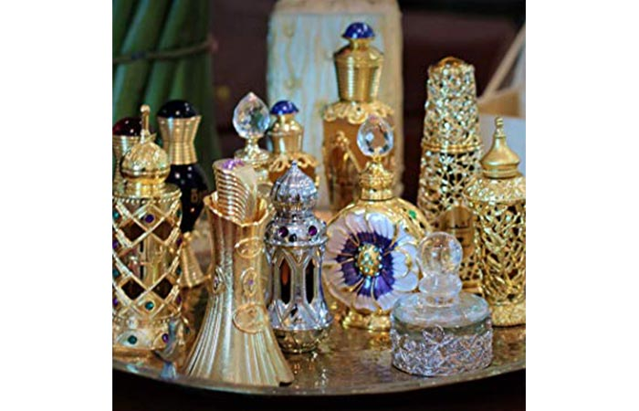 Swiss Arabian 18 Concentrated Perfume Oil Samples Kit