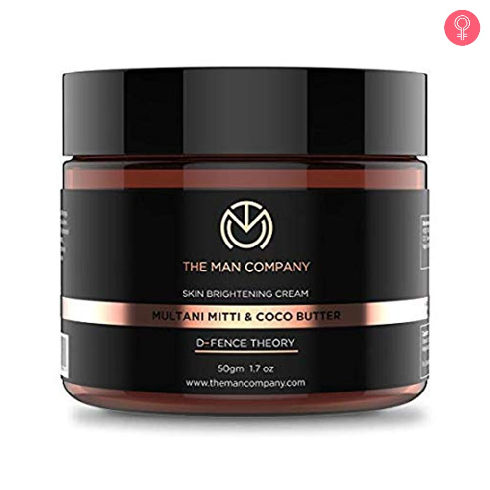 The Man Company Skin Brightening Cream