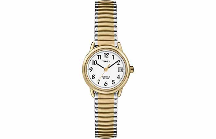 Timex Women's Easy Reader Date Expansion Band Watch