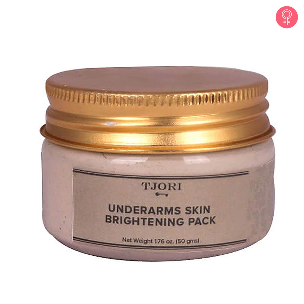 Tjori Underarms Skin Brightening Pack