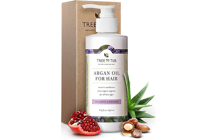 Tree To Tub Argan Oil For Hair Conditioner