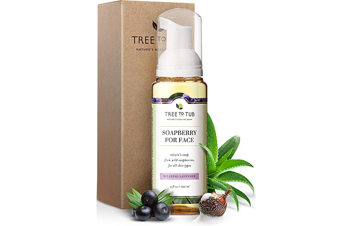 Tree To Tub Soapberry For Face