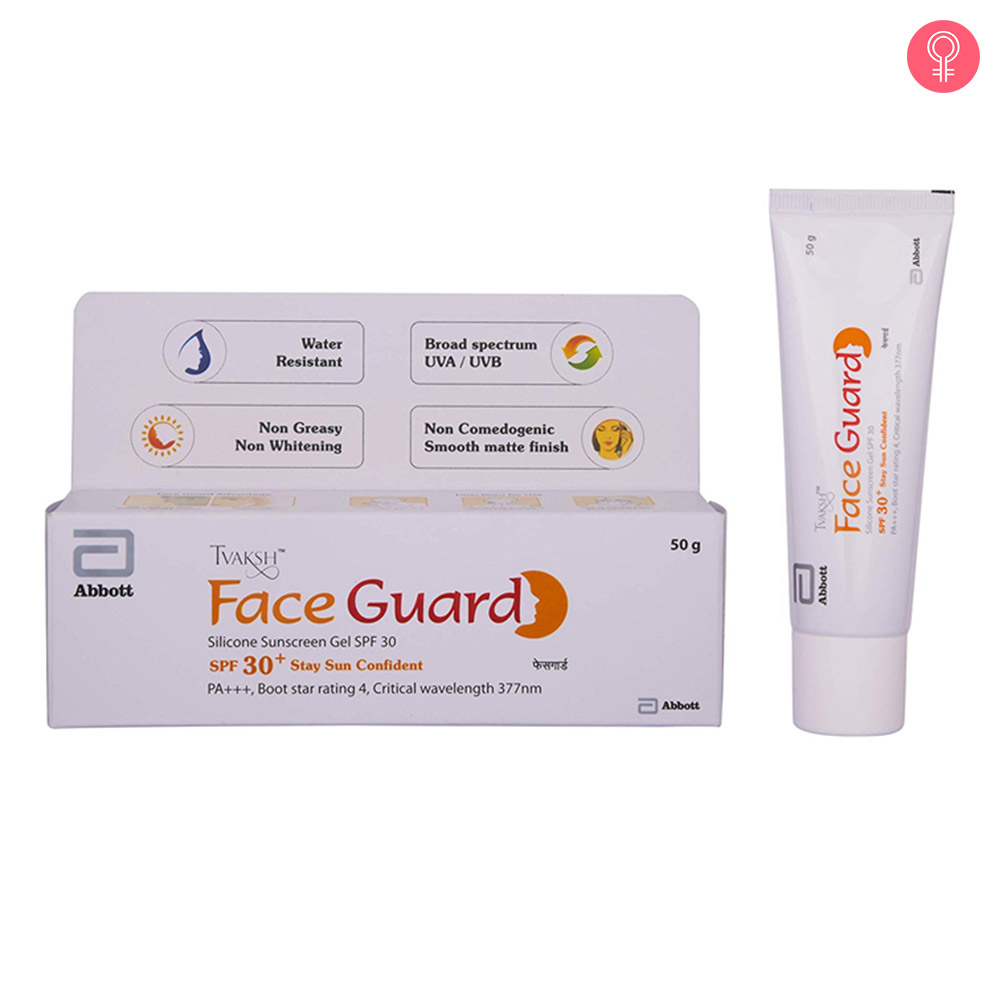 Tvaksh Face Guard Silicone Sunscreen Gel SPF 30
