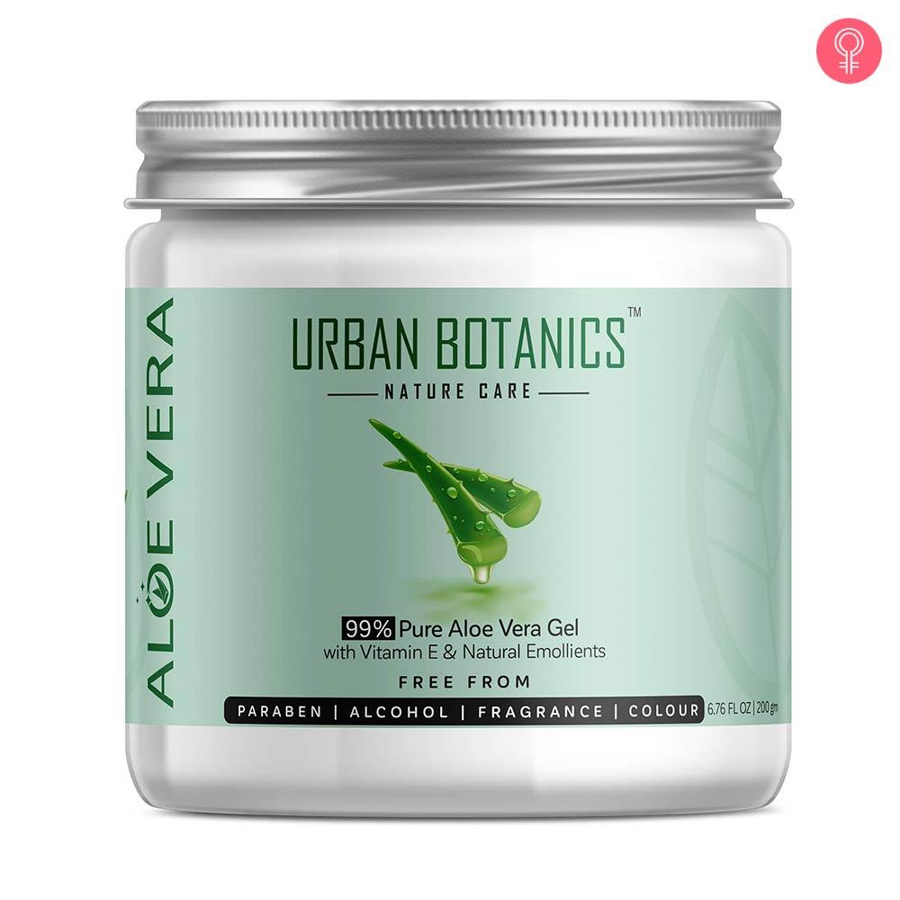 Urban Botanics 99% Pure Aloe Vera Gel