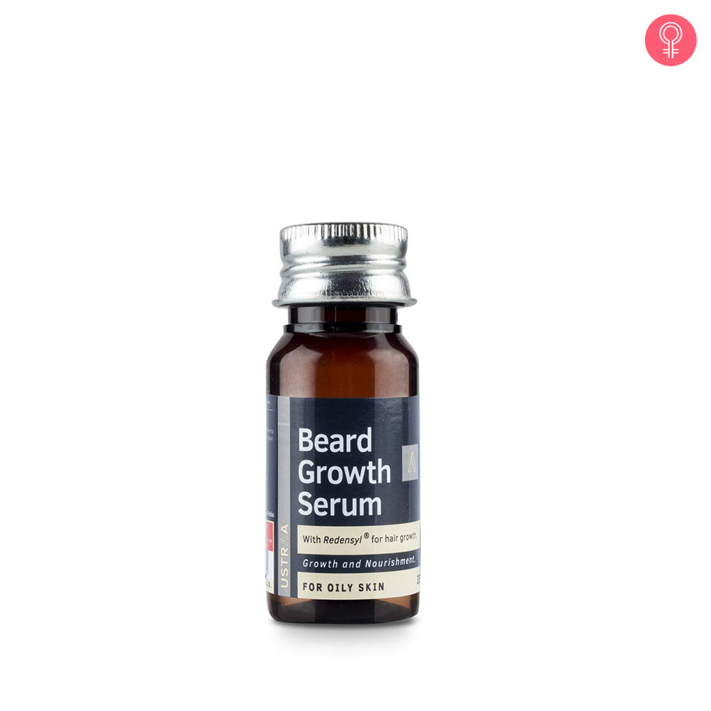 Ustraa Beard Growth Serum