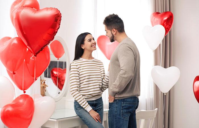 Valentine's Messages For Boyfriend