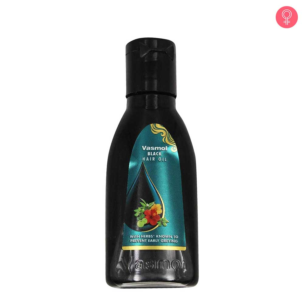 Vasmol Black Hair Oil