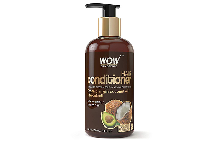 WOW Coconut And Avocado Hair Conditioner
