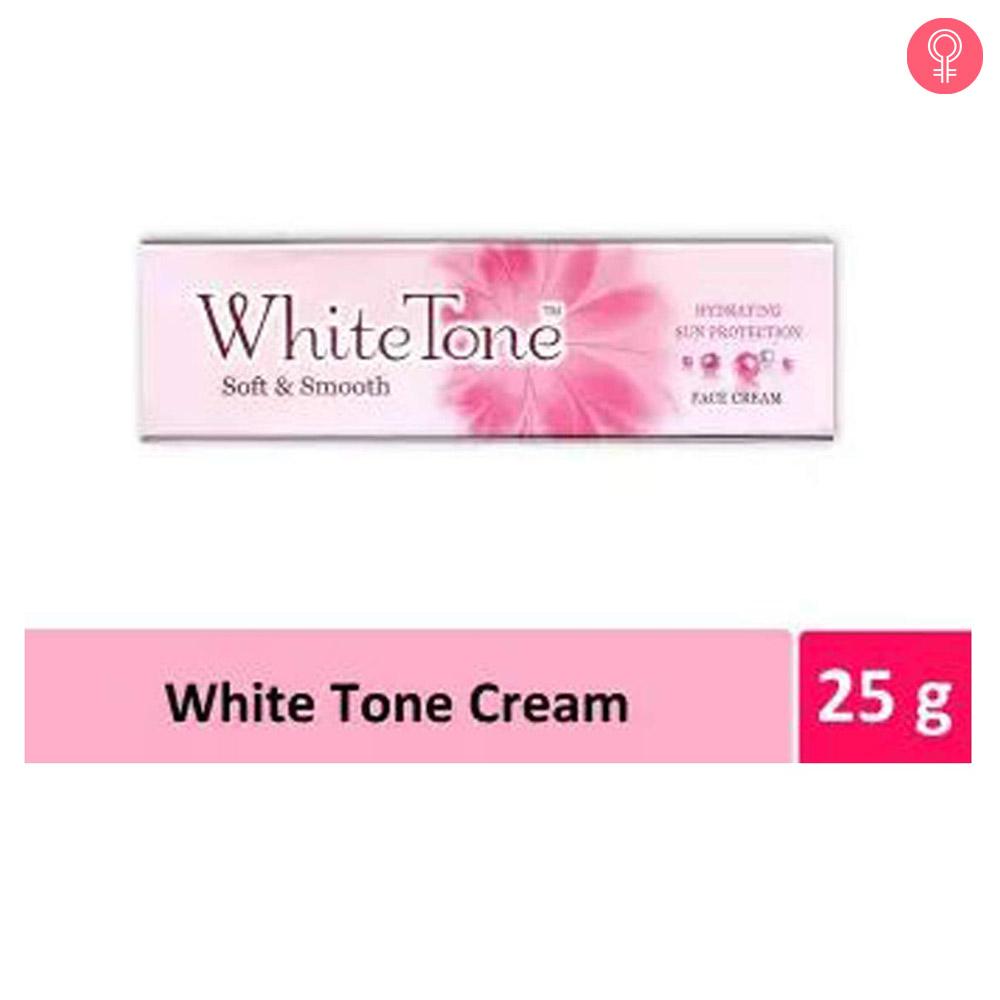 White Tone Soft & Smooth Face Cream
