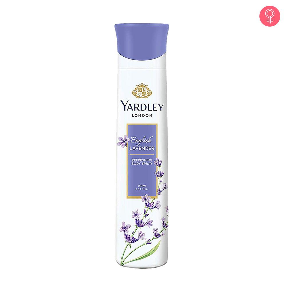 Yardley London English Lavender Body Spray