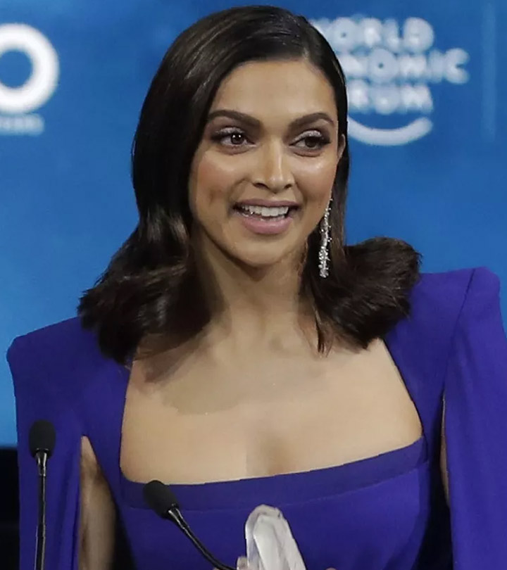"""""""You Are Not Alone"""": Deepika Tells Those Undergoing Mental Health Issues At The World Economic Forum 2020"""